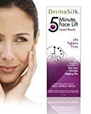 Biotech Biotech, Dermasilk 5 Min Face Lift Immediately Lifts, Tightens and Firms Aged Skin - Anti Aging Skin Cream - Last up to 8 Hours Significantly Reduces the Appearance of Fine Lines, Wrinkles and Sagging Skin 1 oz