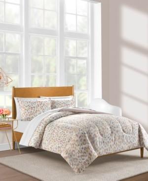 Sunham Cheetah 3-Pc. Full/Queen Comforter Set Bedding