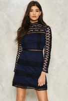 Nasty Gal nastygal Faye Crochet Lace Dress
