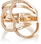 Repossi Women's La Ligne C Layered Ring