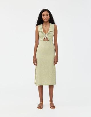 Paloma Wool Chambao Dress in Medium Green