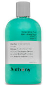Anthony Logistics For Men Invigorating Rush Hair & Body Wash 355ml