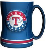 Texas rangers relief coffee mug