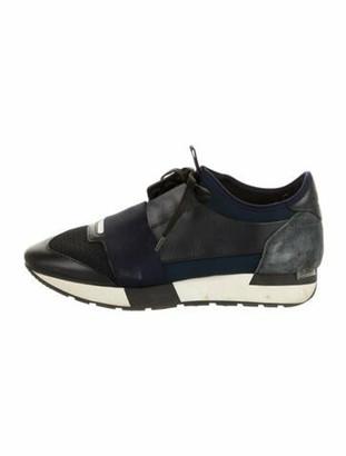 Balenciaga Race Runner Sneakers Blue