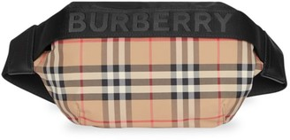 Burberry Medium Sonny Vintage Check Belt Bag