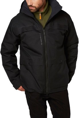 Helly Hansen Arctic Chill Men's Parka, Black