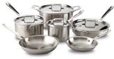 All-Clad 'D5' Brushed Stainless Steel Cookware Set