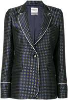 Essentiel Antwerp embroidered blazer