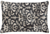 Found Object Tribal Hand-Woven Pillow