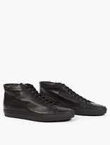 Common Projects Achilles Mid Leather Sneaker