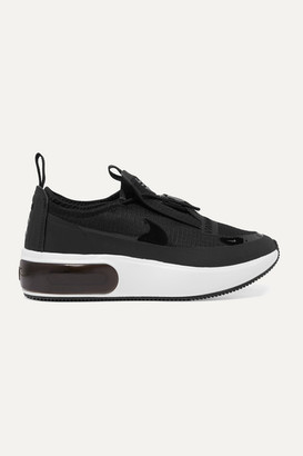 Nike Air Max Dia Winter Ripstop Sneakers - Black