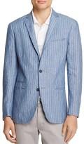 John Varvatos Thompson Linen Slim Fit Sport Coat
