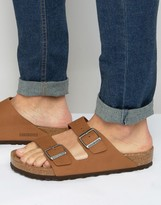 Birkenstocks Arizona Nubuck Sandals