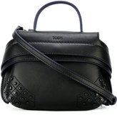 Tod's mini cross-body bag - women - Calf Leather - One Size