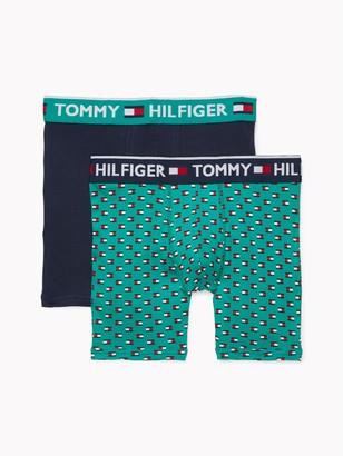 Tommy Hilfiger Bold Cotton Boxer Brief 2PK