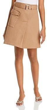 Just Female Mathilde Belted Skirt
