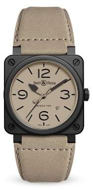 Bell & Ross BR 03-92 Desert Type Watch, 42mm