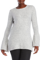 Joseph A Bell Sleeve Sweater