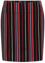 Regular-fit skirt in a striped