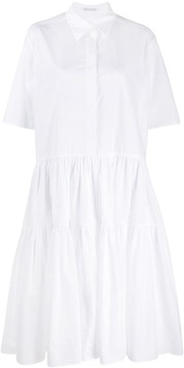 Cecilie Bahnsen Primrose midi shirt dress