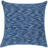 Archive New York Jaspé Basura 20x20 Pillow - Indigo