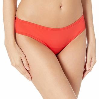 Vince Camuto Women's Shirred Smooth FIT Cheeky Bikini Bottom