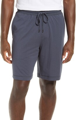 Daniel Buchler Cotton Blend Sleep Shorts