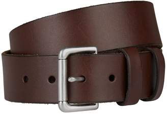 Polo Ralph Lauren Leather Logo Patch Belt