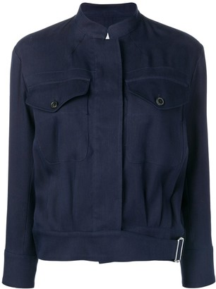 Paul Smith Mandarin collar jacket