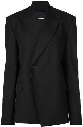 Proenza Schouler Novelty oversized blazer