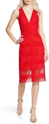 Bardot Daria Lace Sleeveless Dress