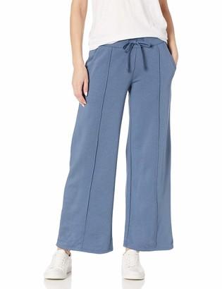 Alternative Women's Pin Tuck Wide Leg Pant