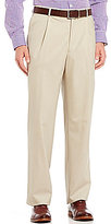 Hart Schaffner Marx Chicago Classic-Fit Pleated Solid Dress Pants