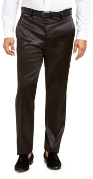 INC International Concepts Inc Men's Big & Tall Tuxedo Pants, Created for Macy's