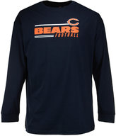 Profile Men's Chicago Bears Line of Scrimmage Big & Tall T-Shirt