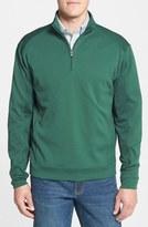 Cutter & Buck 'DryTec ® Edge' Half Zip Mesh Pullover