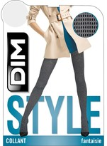 Dim Urban Pixel Style Patterned Tights