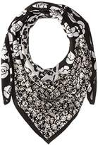 BCBGeneration Women's Ditzy Rosebud Square Scarf