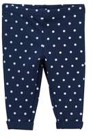Splendid Basic Dotted Leggings (Baby Girls)
