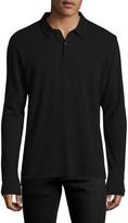 Save Khaki Men's Heavy Supima Jersey Cotton Polo