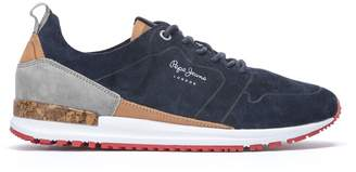 Pepe Jeans Tinker Pro Smart Cowhide Trainers