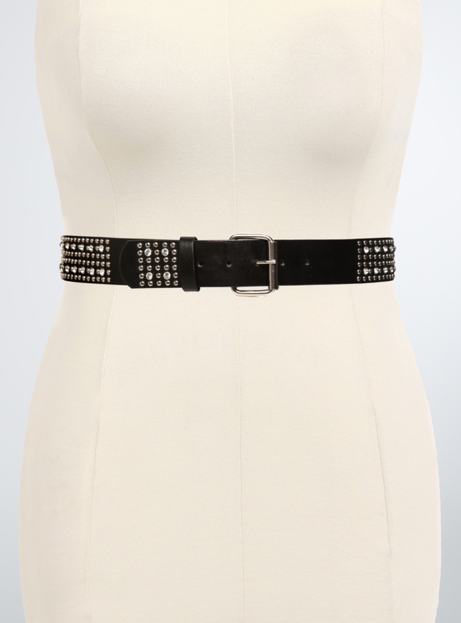 Torrid Studded Gemstone Jean Belt