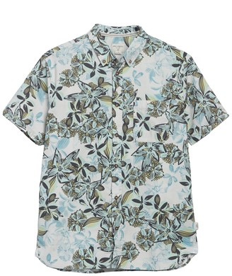 Jack O'neill Hawaiian Dreams Short Sleeve Sport Shirt