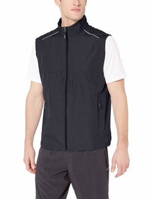 Ashe City Men's Techno Lite Unlined Vest