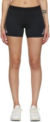 Nike Black Aeroswift Shorts