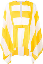 Maison Rabih Kayrouz striped blouse