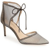 Imagine by Vince Camuto Women's 'Mark' Mesh Panel D'Orsay Pump