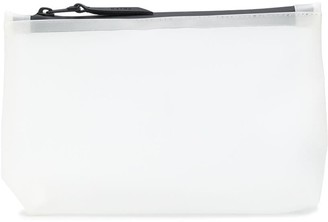 Rains Zip-Up Wash Bag