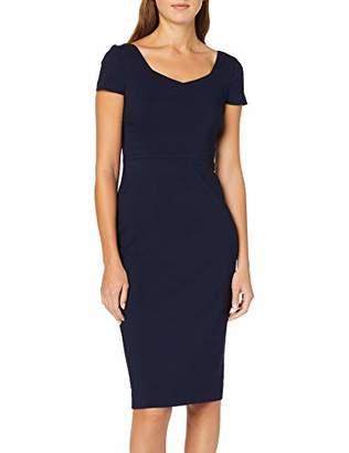 Dorothy Perkins Women's Cap Sleeve Sweetheart Neck Dress Party,(Size:)