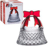 Mikasa Rejoice Crystal Ruby Bell Covered Box